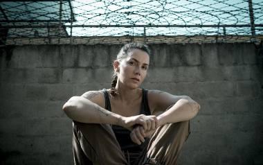 """Olga Bołądź w filmie """"Wolka"""" wcieliła się w postać byłej przestępczyni, która wyrusza z tajemniczą misją na Islandię"""