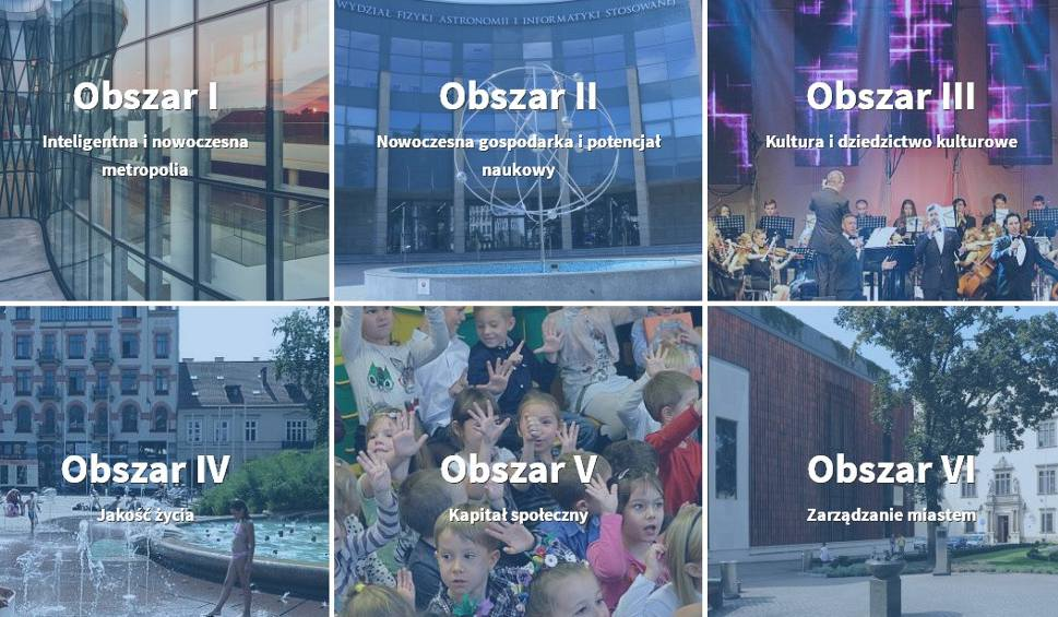 Film do artykułu: Kraków opracowuje strategię do 2030 roku