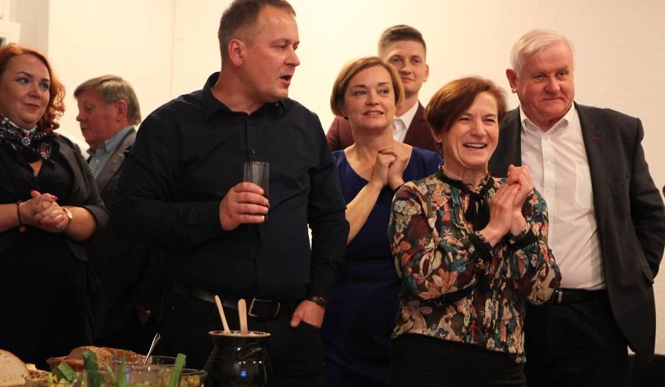 Film do artykułu: Słupska PO czeka na wyniki wyborów w Słupsku. B. Chrzanowska podsumowuje (wideo, zdjęcia)