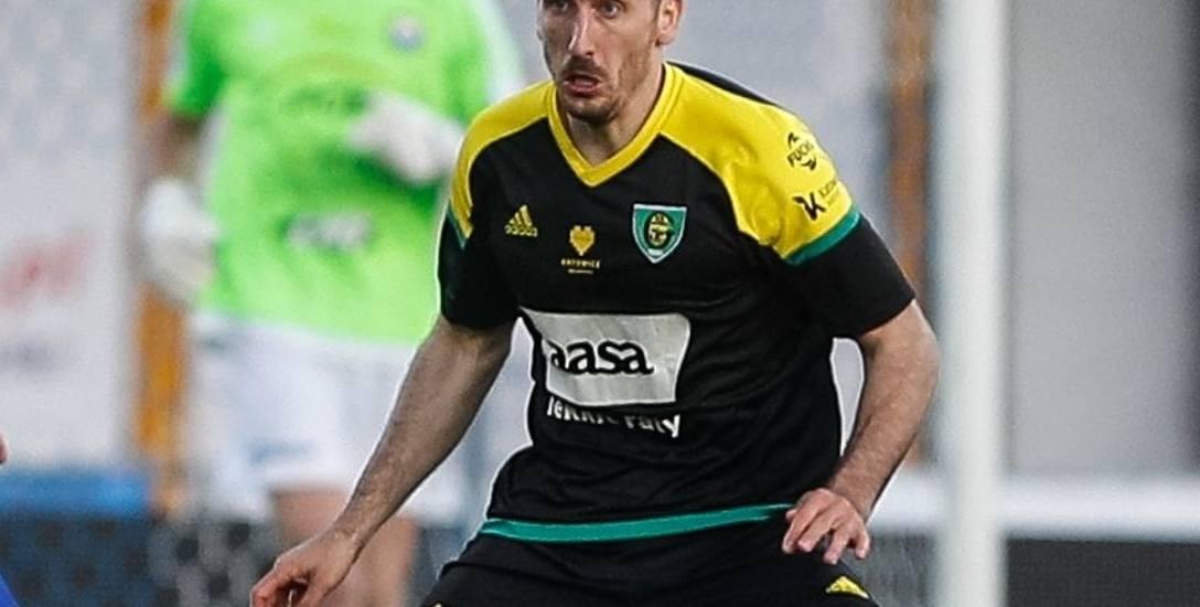 Andreja Prokić od roku jest piłkarzem GKS-u Katowice. Wiosnę indywidualnie miał całkiem niezłą, ale drużynie szło już zdecydowanie gorzej i z awansu