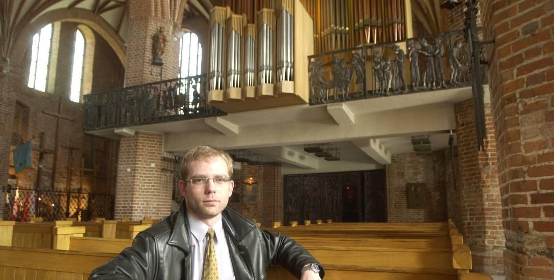 Rozmowa z Gedyminem Grubbą, organistą, dyrektorem XX Międzynarodowego Festiwalu Muzyki Organowej w Pelplinie