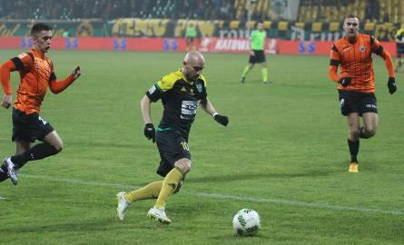 W ostatnim sparingu przed rundą wiosenną GKS Katowice przegrał z Chrobrym Głogów