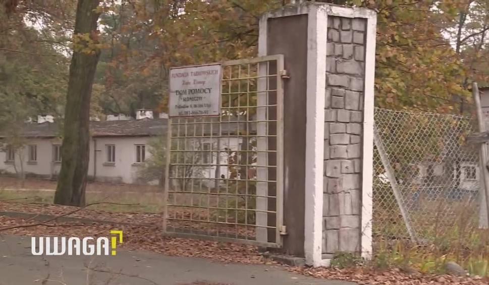 Film do artykułu: Co dalej z domem pomocy księżnej Tarkowskiej? (WIDEO)