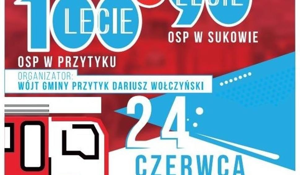 Film do artykułu: Gmina Przytyk. Ochotnicze straże pożarne świętują jubileusze. Będą odznaczenia i festyn