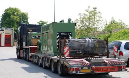 Holandrzy wyruszają z pomocą na wschód Polski