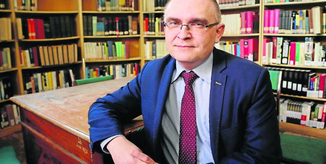prof. Przemysław Wiszewski