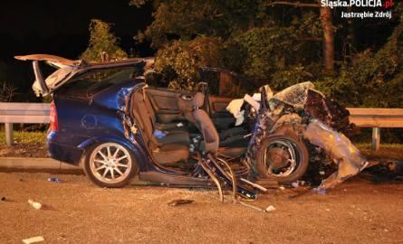 Groźny wypadek w Jastrzębiu. 18-latka walczy o życie, sprawca zbiegł