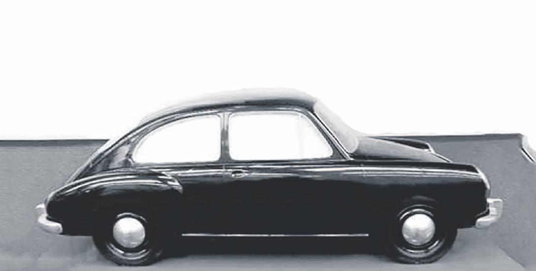 W roku 1952 w firmie Porsche zaprojektowano takie samonośne nadwozie dla następcy Volkswagena Typ 1.