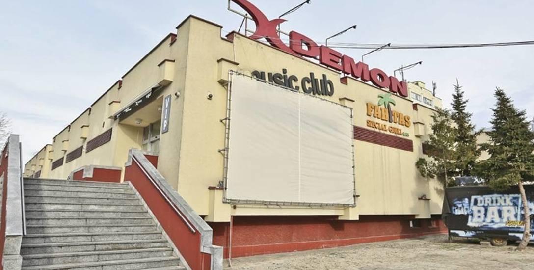X-Demon to jeden z popularniejszych lokali w mieście. Co tydzień odbywają się tam imprezy...