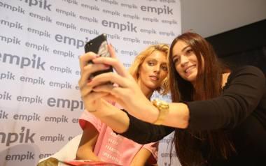Katowice: Anja Rubik promowała książkę o seksie i miłości