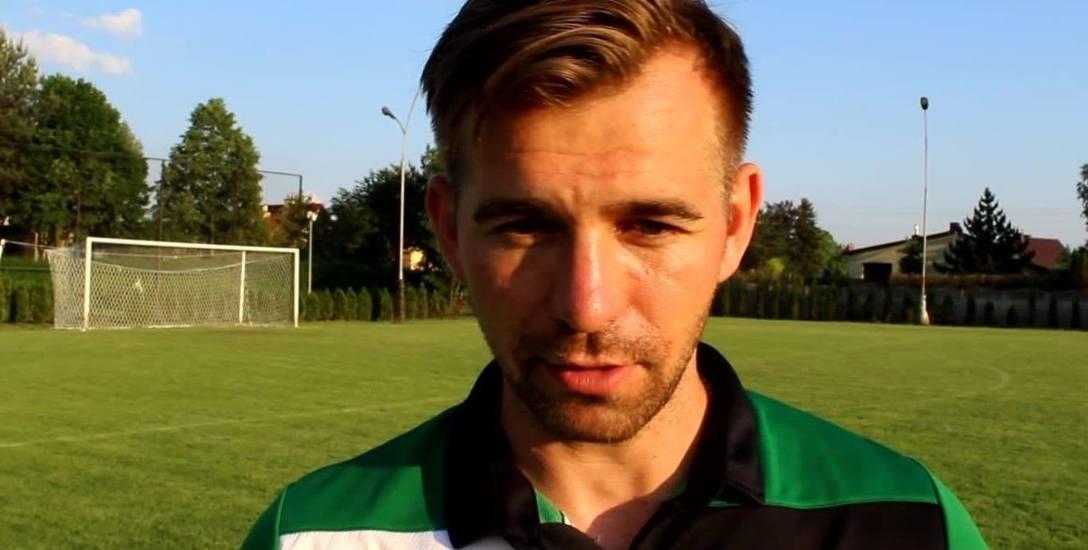 Dariusz Kantor: Mógłbym jeszcze pograć w 3 lidze. Dałbym radę i te swoje gole bym strzelił, ale nie chcę łączyć ról trenera i piłkarza w jednym klub