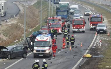 W lutym ubiegłego roku na podlaskim odcinku krajowej ósemki zginęli dwaj kierowcy, którzy na jezdni wdali się w bójkę. Staranował ich białoruski tir