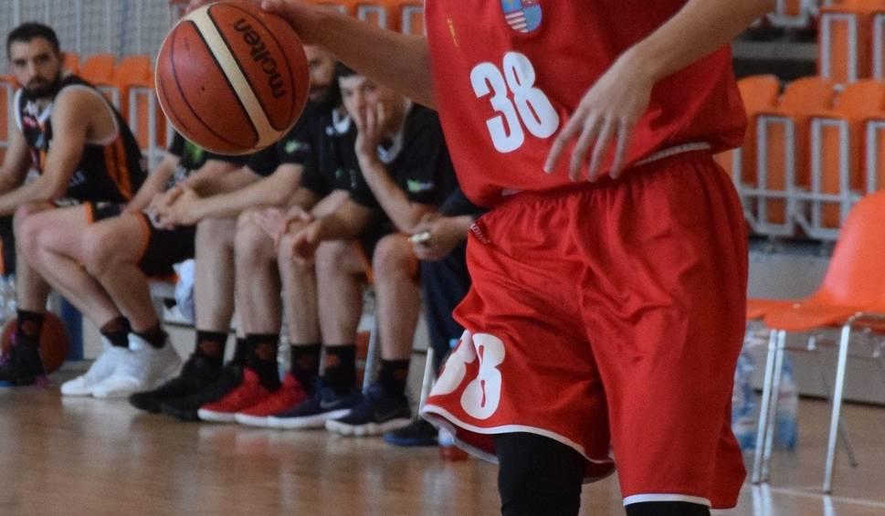 Film do artykułu: II liga koszykarzy: AZS UJK był w Częstochowie nie do zatrzymania