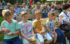 Radwanice: Dzień Dziecka z OSP
