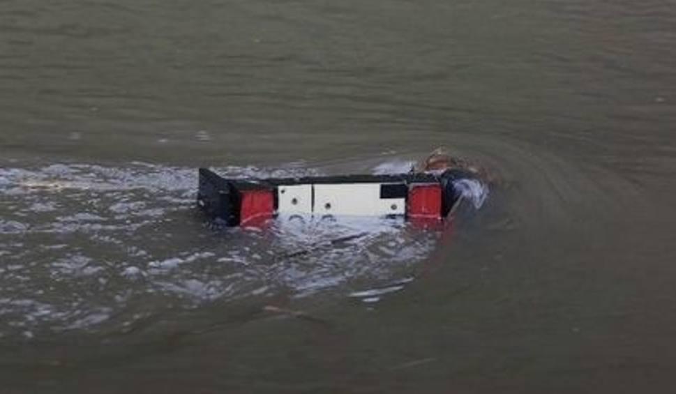 Film do artykułu: Na pięciu rzekach w Świętokrzyskiem przekroczone stany alarmowe, ale... woda opada