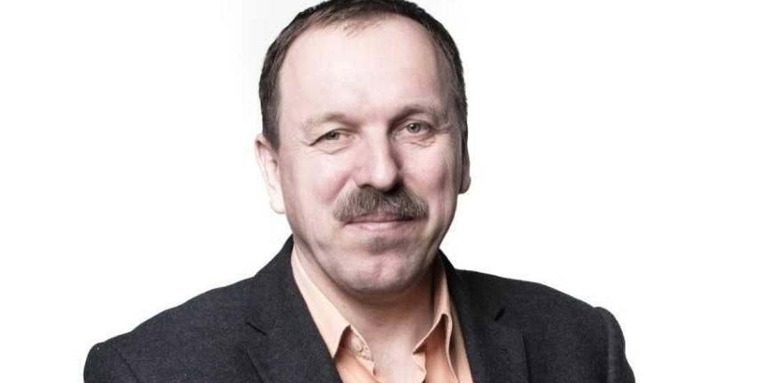 Andrzej Gryguć, prezes Okręgu Podlaskiego Związku Nauczycielstwa Polskiego.