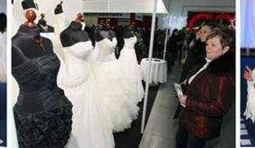 Targi Modny ślub W Kielcach Edyta Herbuś Wybierała Najpiękniejszą