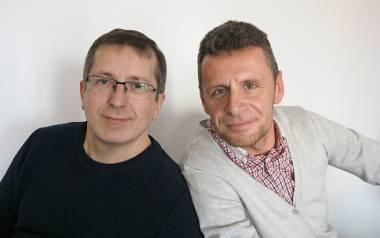 Darek Kortko i Marcin Pietraszewski