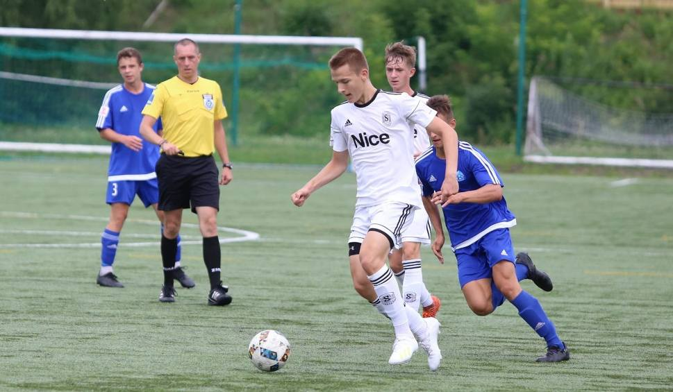 Centralna Liga Juniorów U 17 Lech Odrobił Straty W Derbach