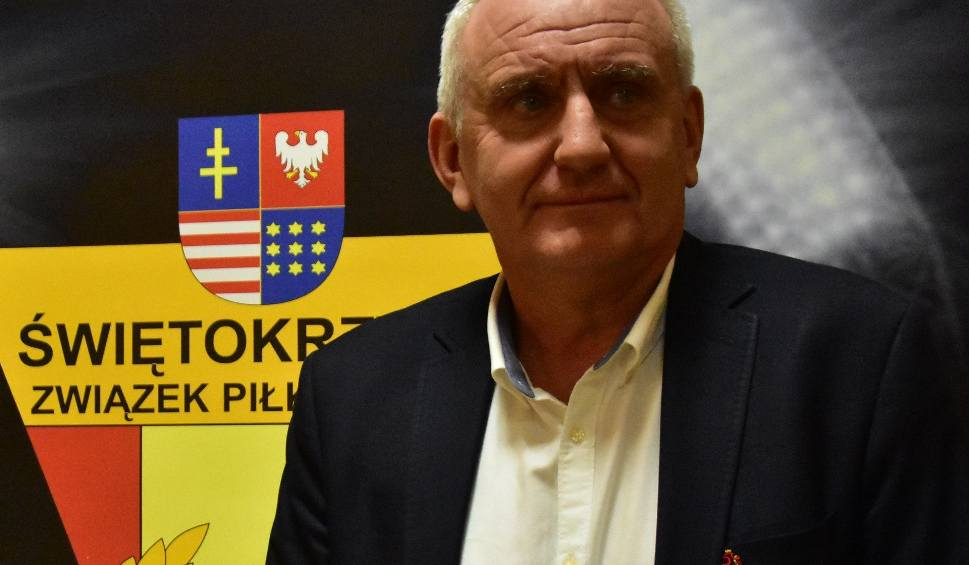 Film do artykułu: Mirosław Malinowski ponownie będzie się ubiegał o funkcję prezesa Świętokrzyskiego Związku Piłki Nożnej [WIDEO]