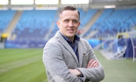 Piłkarz Konrad Nowak: Miałem duże obawy, ale nie żałuję startu w wyborach