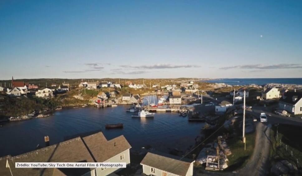 Film do artykułu: Niesamowity krajobraz Nowej Szkocji [wideo]