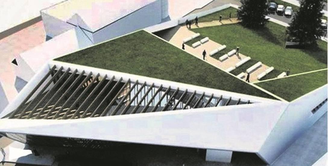Nie powstanie planowany futurystyczny budynek
