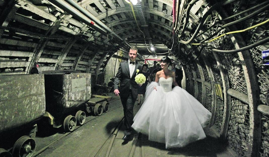 ślub Gdzie Sobie Wymarzysz ślub W Dziwnym Miejscu