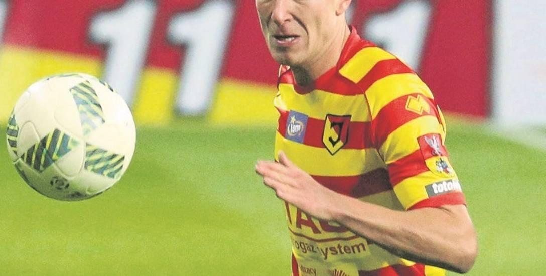 Dobra gra Góralskiego w Jagiellonii zaowocowała powołaniem do reprezentacji na towarzyski mecz ze Słowenią (1:1)