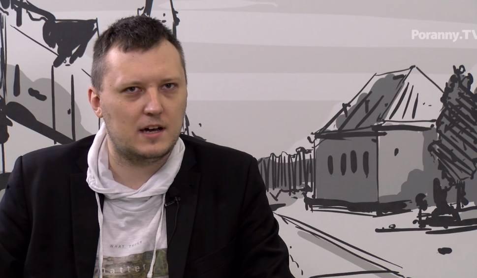 Film do artykułu: Gość Porannego. Konrad Szczebiot. 04.10.2017 (wideo)