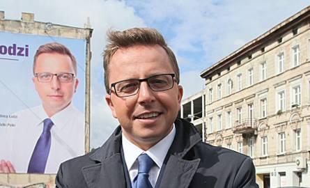 Dariusz Joński, nowy wiceprezes Fali.