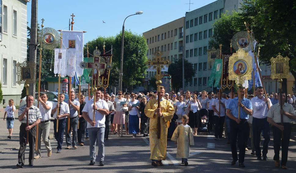 Film do artykułu: Bielsk Podlaski. Ulicami miasta przeszła procesja z ikoną Bielską Matki Bożej [ZDJĘCIA, WIDEO]
