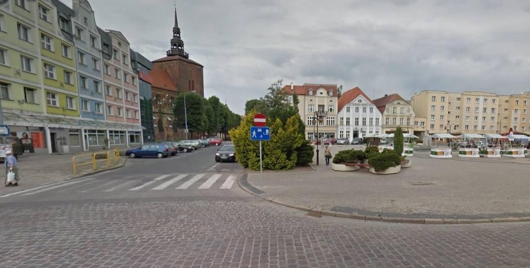 Zamiast samochodów – deptaki, ogródki restauracyjne. To pomysł na odnowienie tej części placu Stary Rynek.