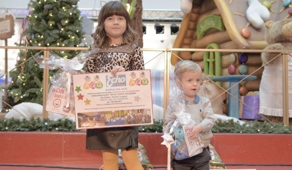 Film do artykułu: Świąteczne gwiazdeczki w Świętokrzyskiem z nagrodami i po sesji. Urocze zdjęcia na okładkach już w piątek