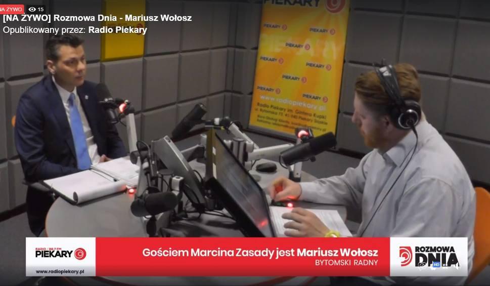 Film do artykułu: Mariusz Wołosz o Damianie Bartyli: to najgorszy prezydent w historii Bytomia GOŚĆ DNIA DZIENNIKA ZACHODNIEGO I RADIA PIEKARY