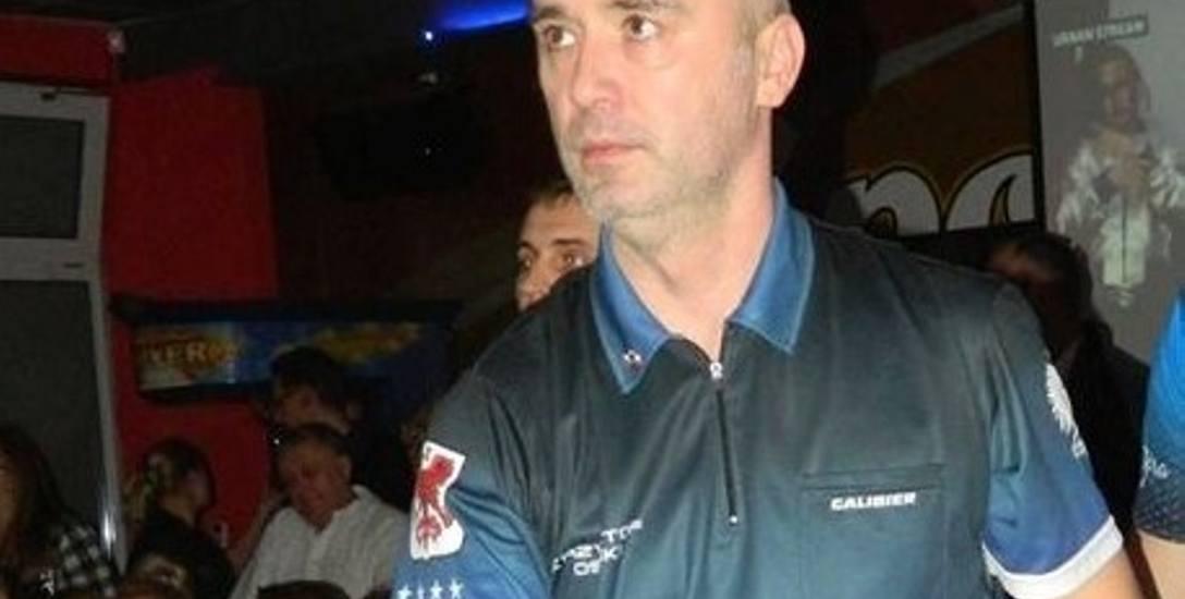 Mistrz Polski Krzysztof Osiński