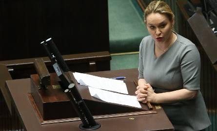 Andżelika Możdżanowska w lipcu opuściła PSL.