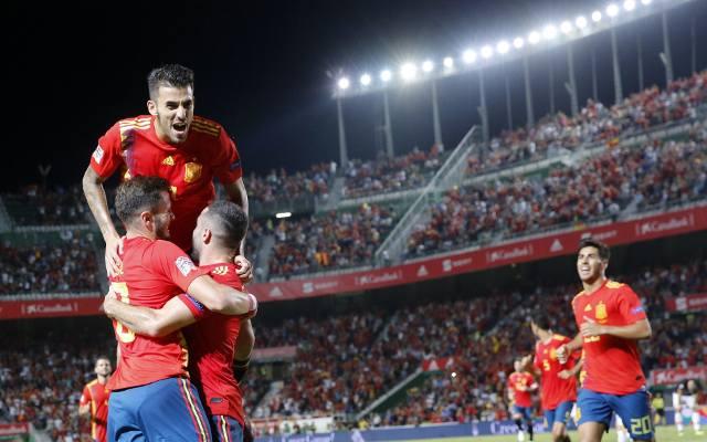 807085daf Sześć do zera! Hiszpania rozbiła wicemistrzów świata