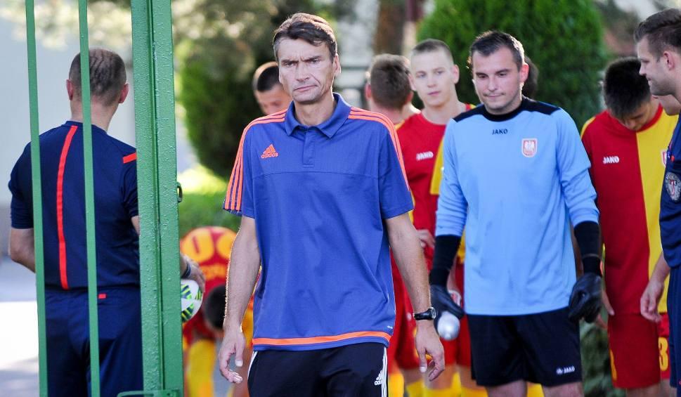 Film do artykułu: Adam Nocoń został nowym trenerem Chojniczanki Chojnice. W II-ligowym klubie zastąpił Zbigniewa Smółkę