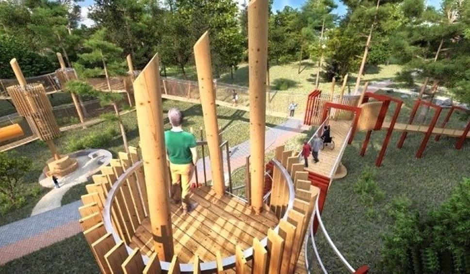 Film do artykułu: Park linowy wybuduje w Stalowej Woli w tym roku czeska firma