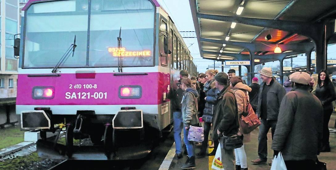 Od marca  2019 roku pociągi znowu mają jeździć na trasie Słupsk - Miastko.