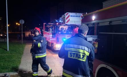 Bukowska: Pożar w Centrum Biologii Medycznej