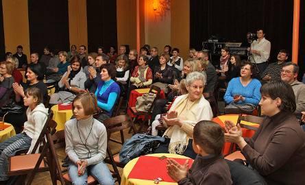 Uzdolniona młodzież dała koncert