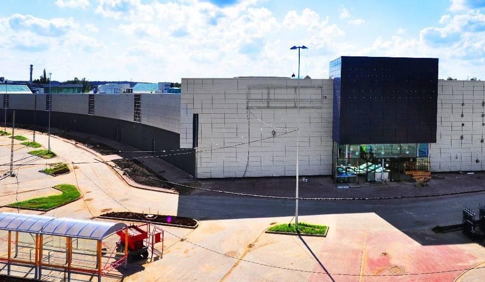56883aa8d00b Centrum handlowe Galardia w Starachowicach na ostatniej prostej ...