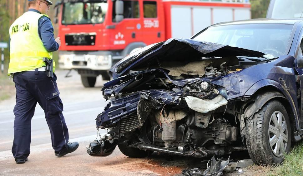 Film do artykułu: Dwa groźne wypadki w powiecie stalowowolskim
