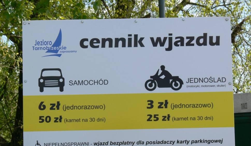 Film do artykułu: Tarnobrzeg: Majówka - rusza sezon nad Jeziorem Tarnobrzeskim