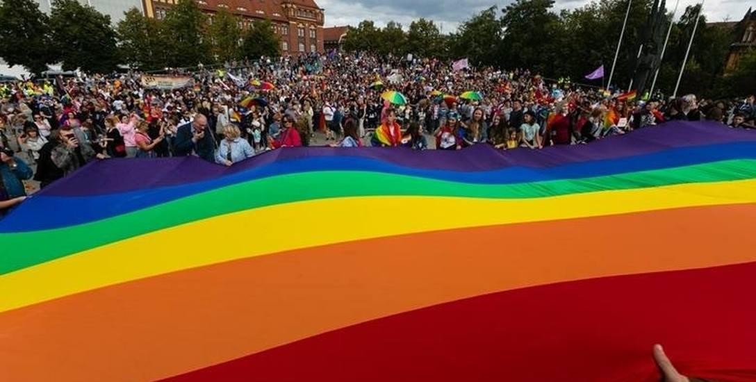Ubiegłoroczny Marsz Równości pokazał, że w naszym mieście jest spora liczba osób wspierających idee  równouprawnienia
