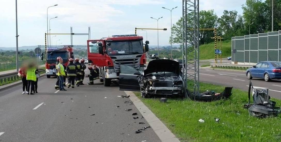 W środę doszło do kolejnego, groźnie wyglądającego wypadku na al. Wolności w Przemyślu.