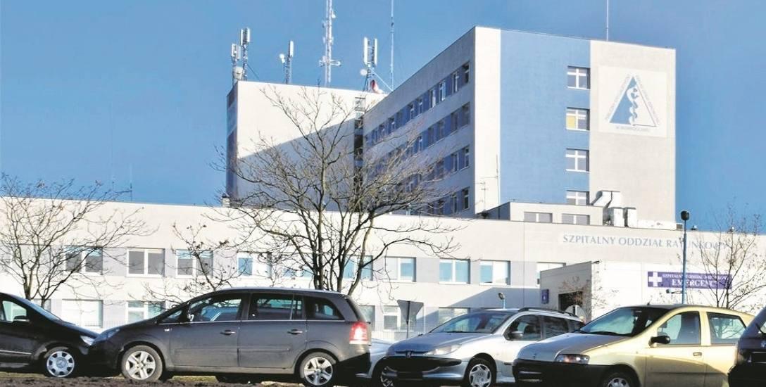 Rocznie inowrocławski szpital przyjmuje około trzech tysięcy nietrzeźwych pacjentów.