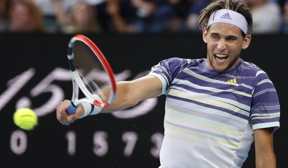 Film do artykułu: Australian Open. Dominic Thiem znów zagra w finale z królem, tym razem z królem Melbourne [zapowiedź]